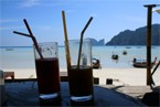 Carpe Diem Beach Bar, Phi Phi