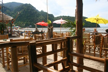Monkey Beach Bar, Phi Phi